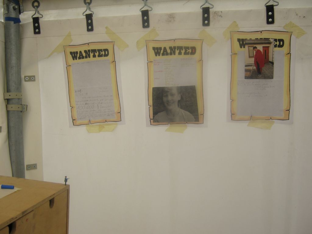 Wanted! - 2