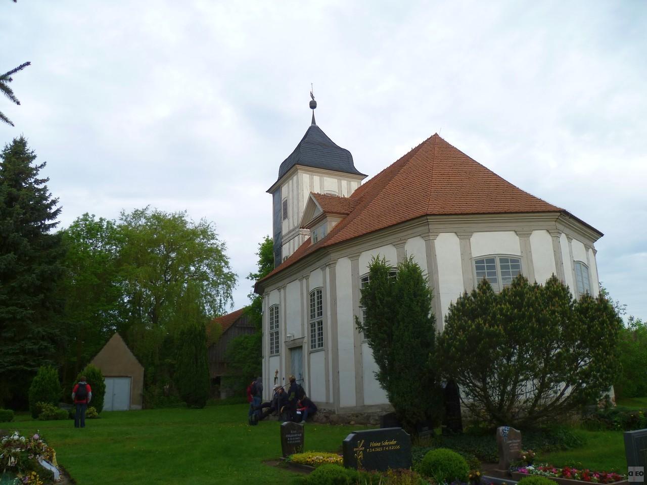 Kirche in Plänitz