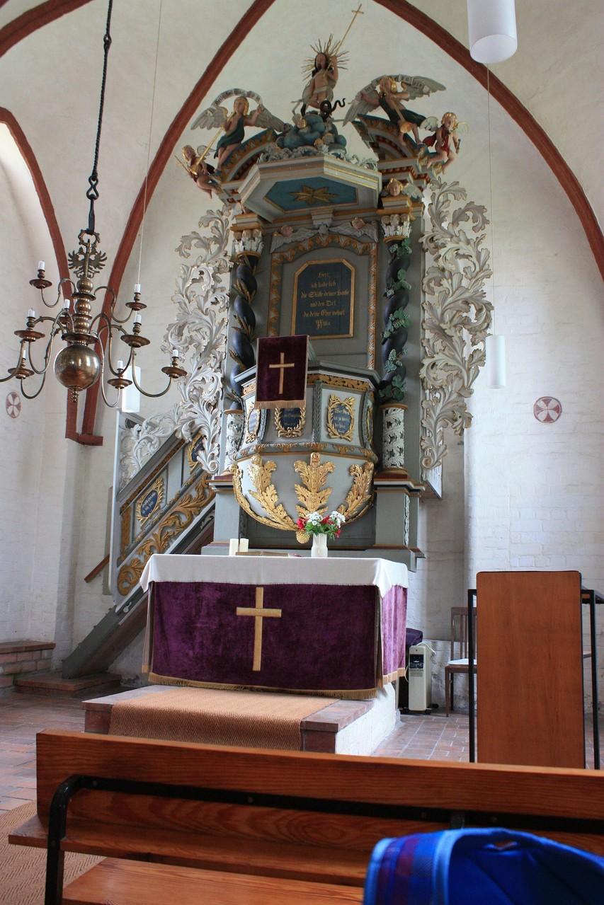 Wallfahrtskirche Tremmen
