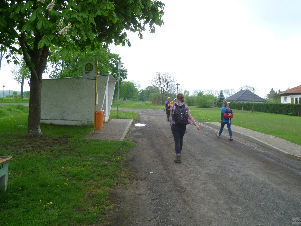 Bergerdamm / Hanffabrik