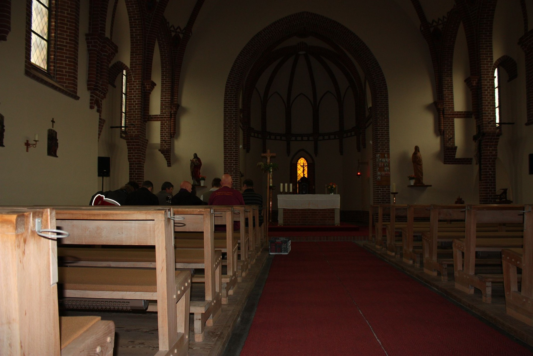 Kirche Rosenkranzkönigin in Ketzin
