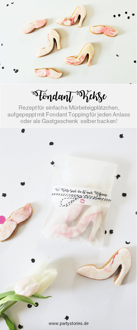 einfaches rezept f r kekse mit fondant partystories blog. Black Bedroom Furniture Sets. Home Design Ideas
