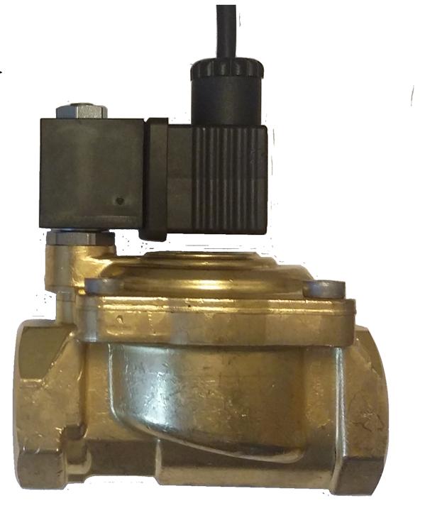 SENECT solenoid valve water