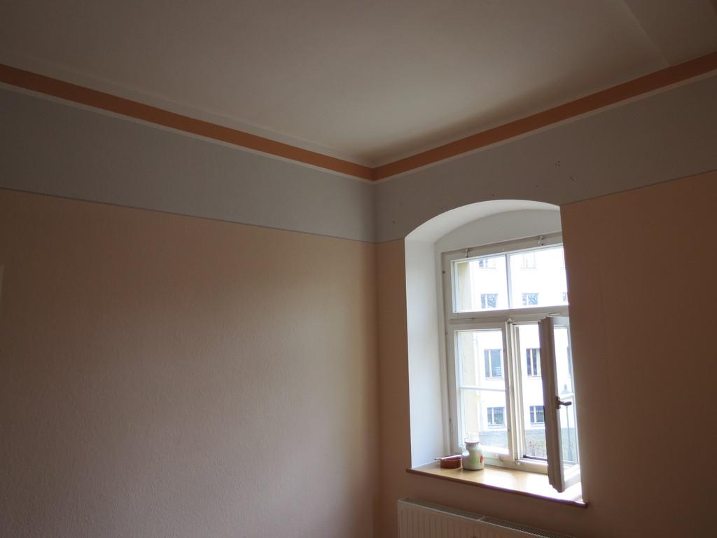 barocke Schlafzimmergestaltung