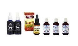 PetSana remedios herbales para perros y gatos