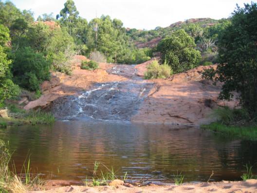 Bushmen valley