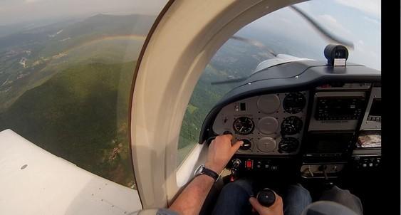 In volo sull'arcobaleno