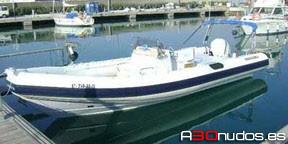 Embarcación charter Ibiza