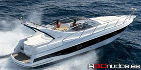 Yate Sessa Marine 42 para alquilar en Ibiza