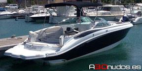 Azure 298 para charter en Ibiza