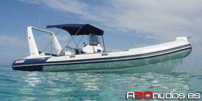Barco Valiant 750 de alquiler