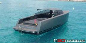 Van Dutch 40 alquiler en Ibiza