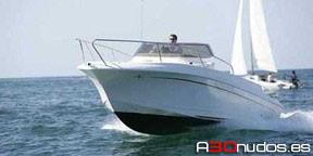 Altair Amber 650 de alquiler en a30nudos.es