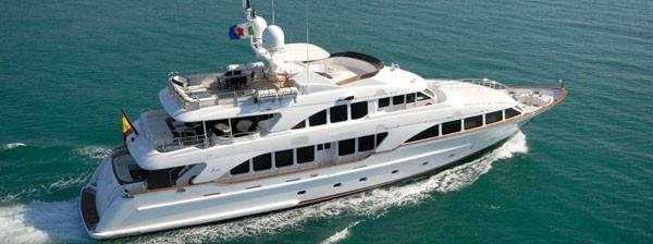 Benetti 120 - Charter en Ibiza
