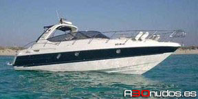 Alquiler Cranchi 41 en Ibiza