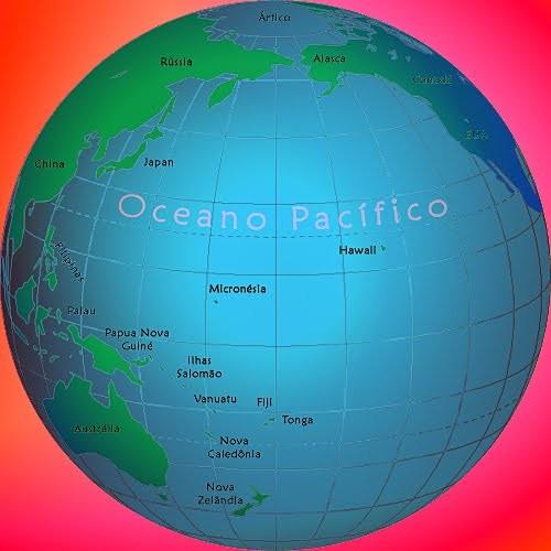 El oceano mas Grande