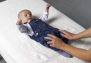 Babybehandlung