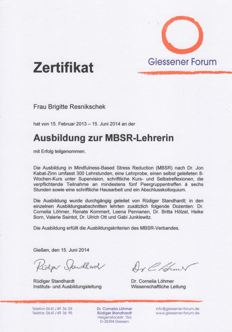 Wunderbar Zertifikat Für Die Ausbildung Galerie - FORTSETZUNG ...