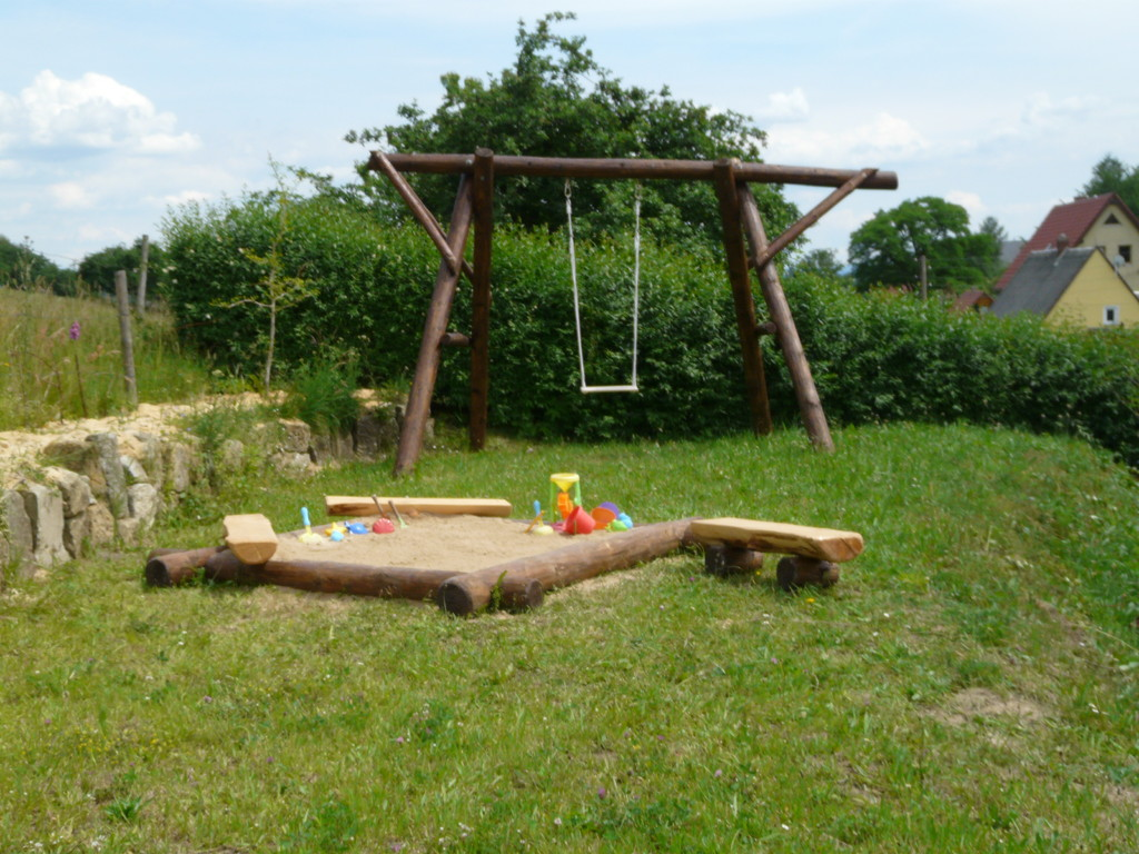Spielplatz für die Jüngsten