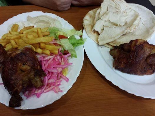 Geflügelrestaurant City Chicken