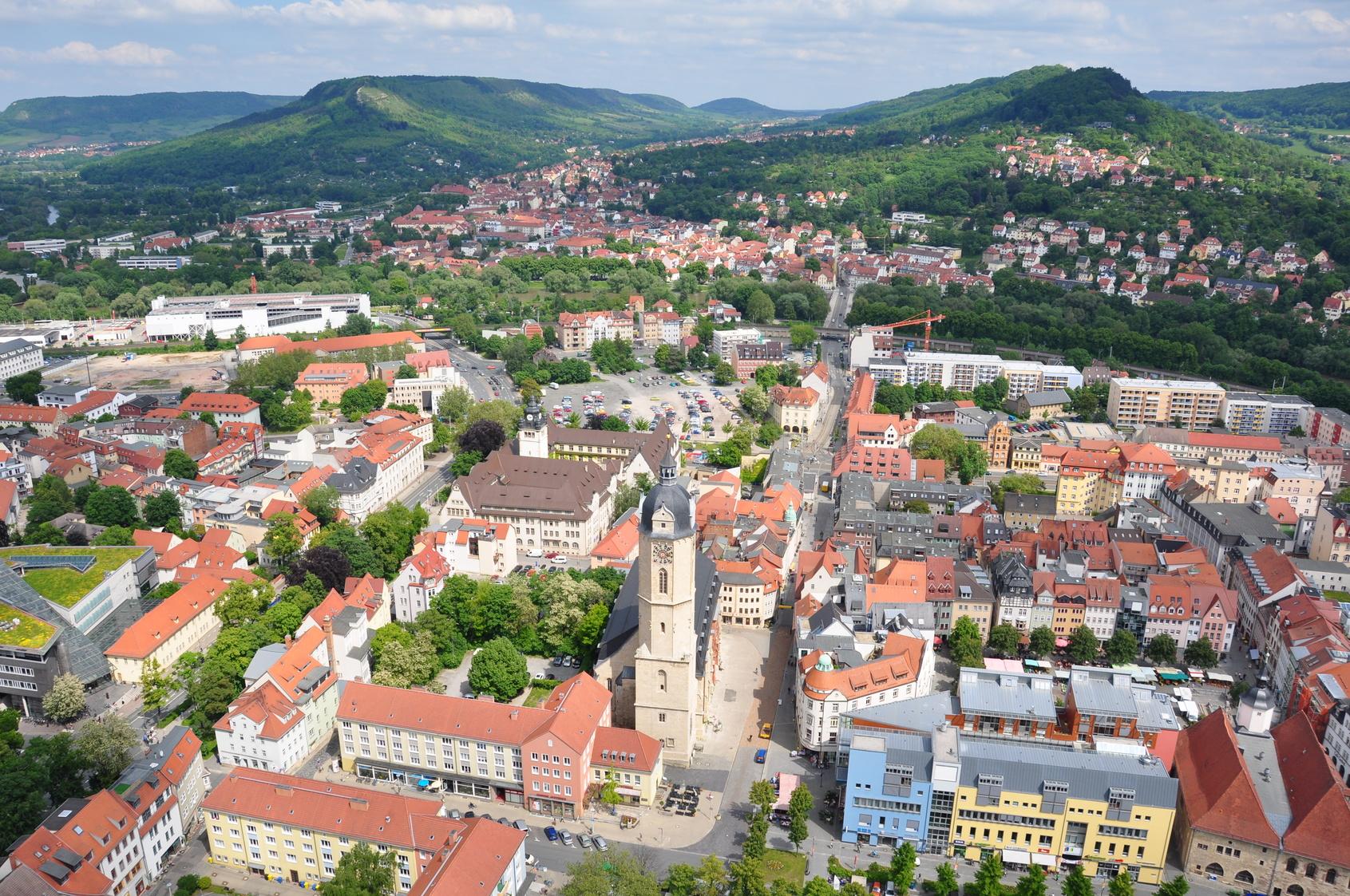 Jena Erfurt
