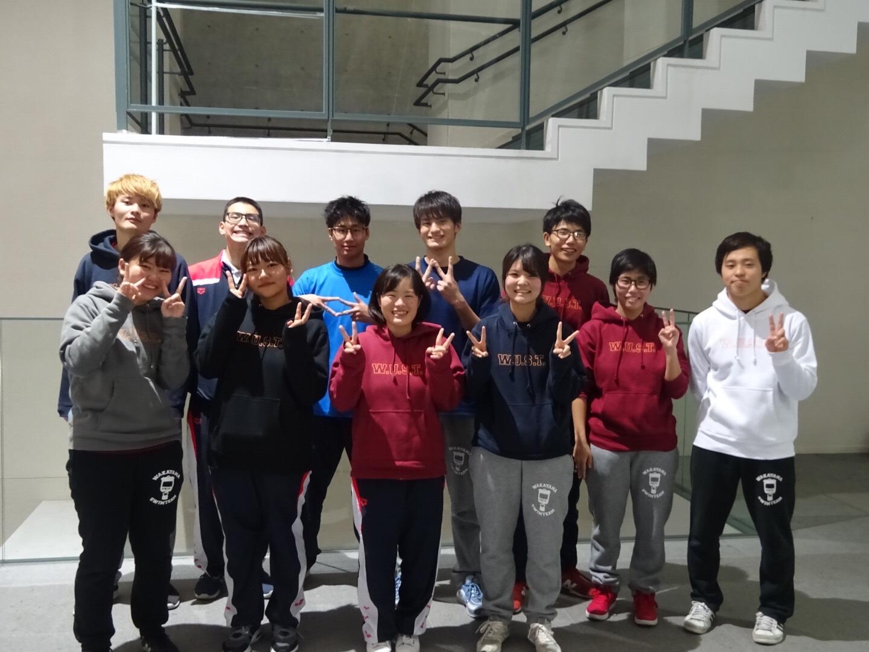 11/30~12/1 第13回関西学生冬季公認記録会
