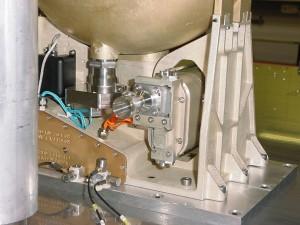 Schubdüsensteuerurng von ValEvo Magentventilen in Weltraum / thrusters (jet-nozzle) from ValEvo AG in outer space
