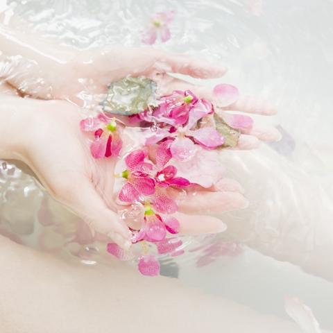 今夜のお風呂はミルク色!バスオイル