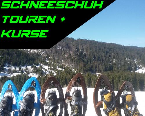 Schneeschuhtouren Schneeschuhwanderung  und Kurse im Schwarzwald
