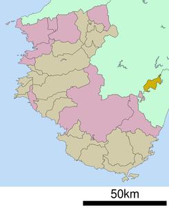 wikipedia基礎自治体位置図