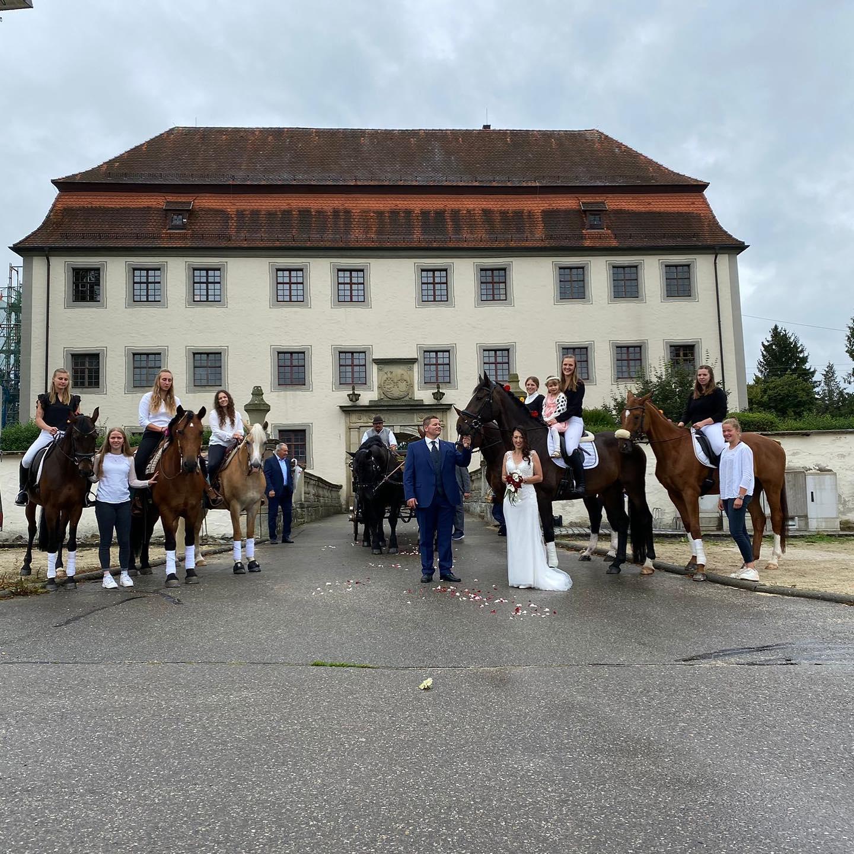 Hochzeit Desiree & Christoph 28.08.2021