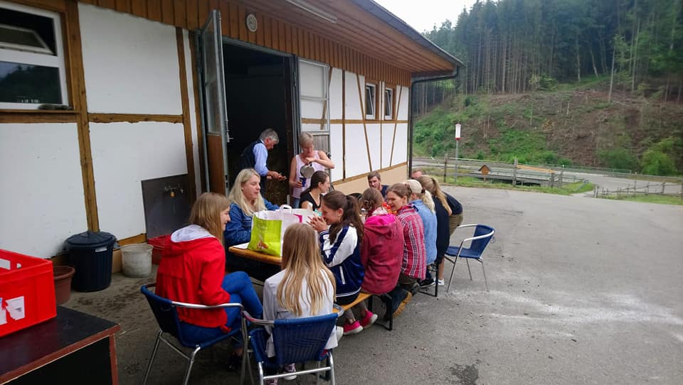 Vereinsausflug CHI Donaueschingen 18.08.2018