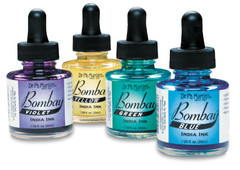 Dr Ph Martin's Bombay India Inks