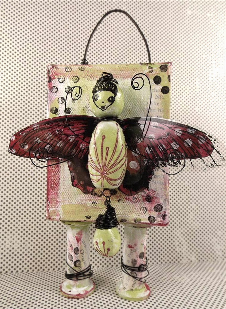 Butterfly Doll