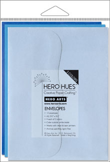 Uk Stockist Hero Arts Card Blanks & Envelopes