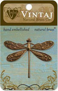 Vintaj Natural Brass Charms