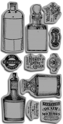 Graphic 45 Cling Stamps