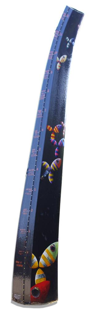 Echelle de Beaufort (hauteur: 6m)