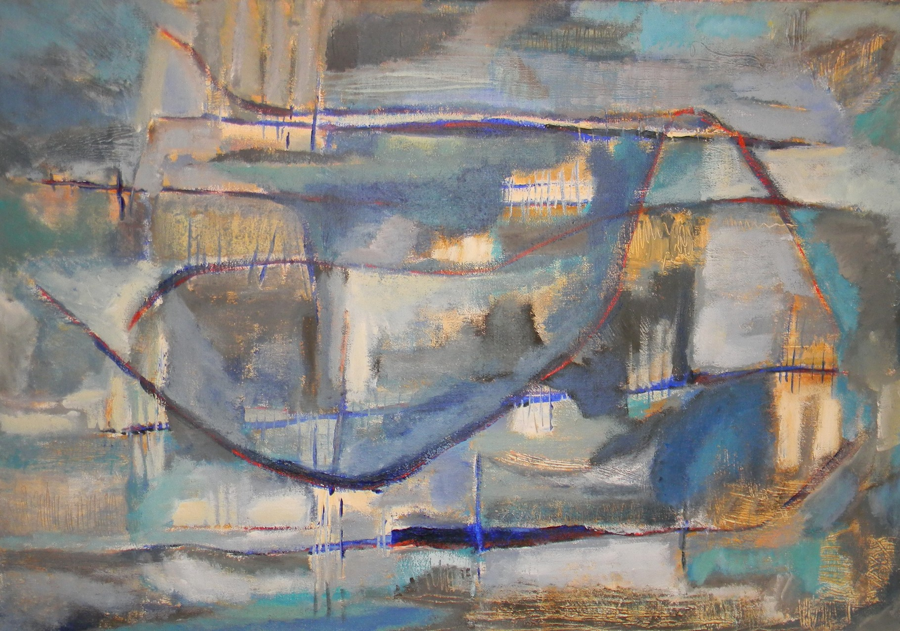 A Slight Sense of Blues, 2012