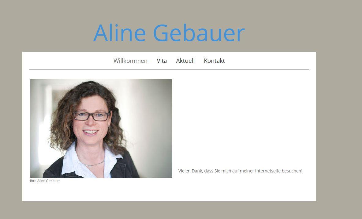 www.aline-gebauer.de
