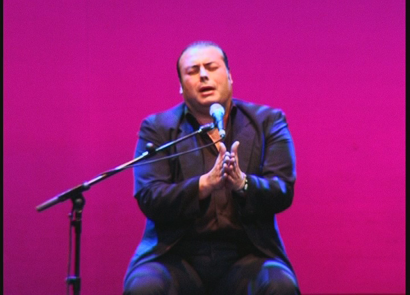 Jesule de Utrera, cantaor flamenco