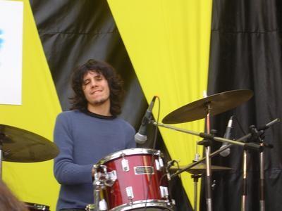 Javier Martinez, músico, compositor, baterista.