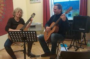 Gitarrenunterricht mit Martin Höhn