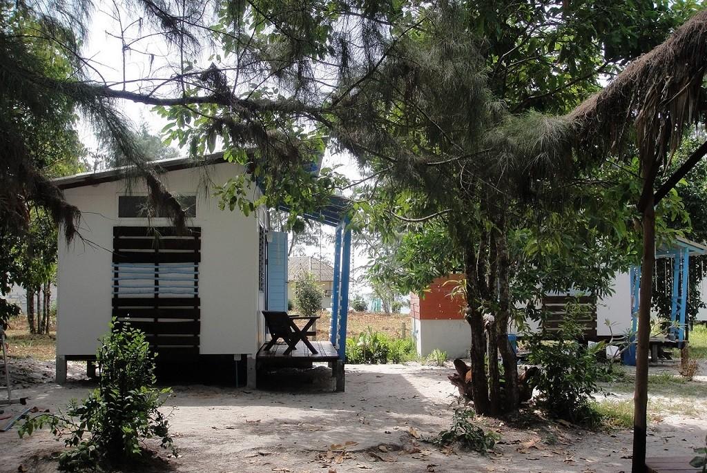 garden bungalow B5 + B6