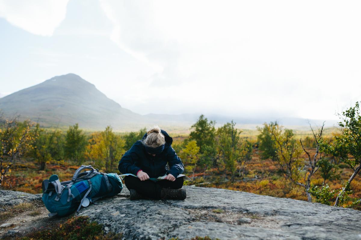 Fachkenntnisse mit Karte & Kompass erweitern