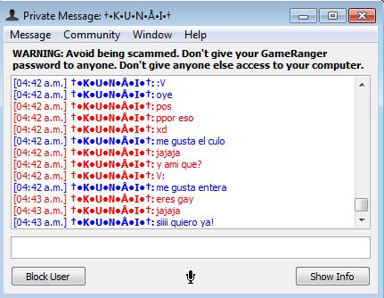 GAMERANGER ID 2240177