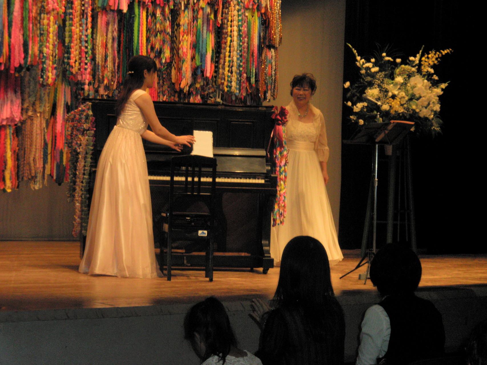 「ひろしま被爆ピアノ平和コンサートin山口」 閉式