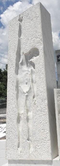13.死者の像