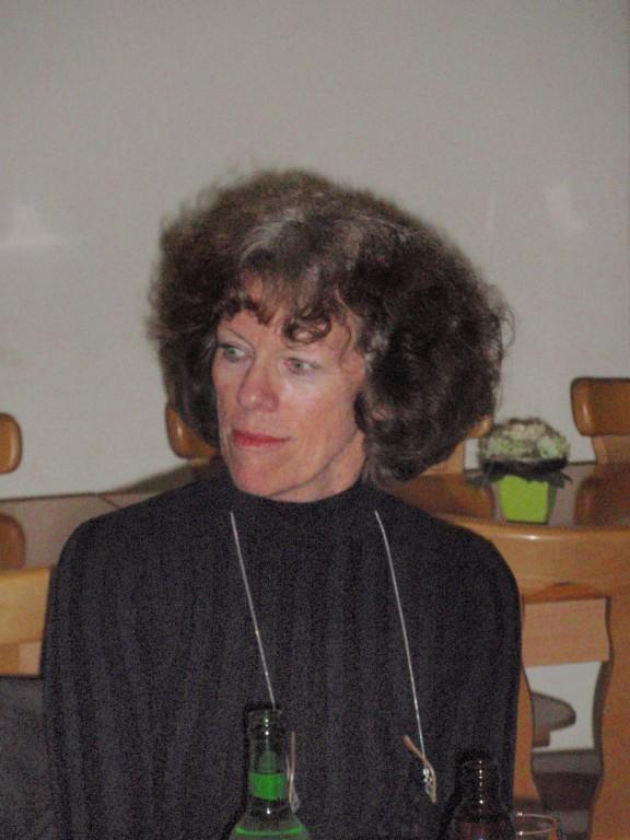 Unsere Kantonsrätin Marianne Steiner.