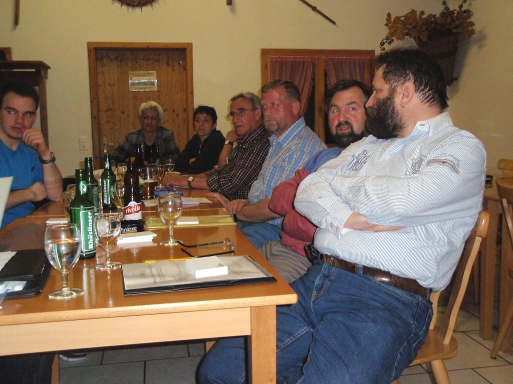 Gemeinderat Fredy Roos berichtet über Zonenplanung und Zukunft unserer Gemeinde